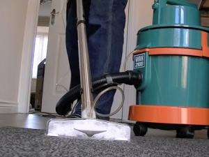 Vacuum wash